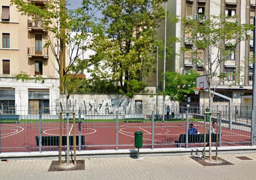 il Basket di via Sammartini 31